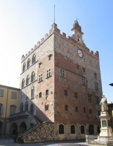 Palazzo Pretorio de Prato.