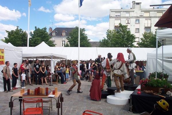 Le Festival International Ludique de Parthenay © CC Chris j wood