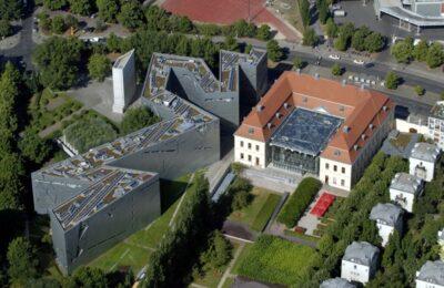 Jüdisches Museum Berlin, Foto: Jens Ziehe