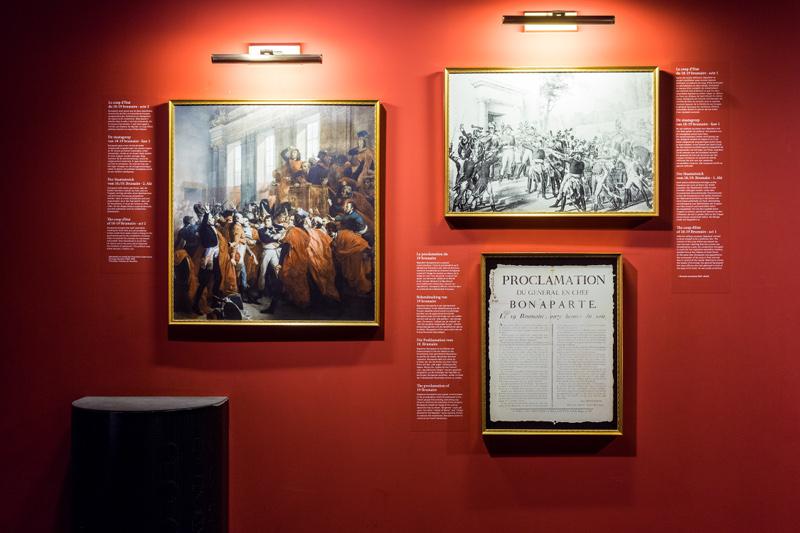 Mémorial 1815 à Braine-L'Alleud / Waterloo ©Inytium
