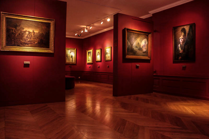 Twelve Solutions, Atelier Médiathèque et musée Charles Léandre