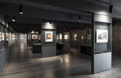 L'une des salles du Musée Soulages de Rodez. ©Goppion