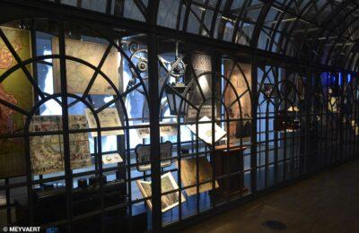 Maison d'Histoire Européenne à Bruxelles. ©Meyvaert