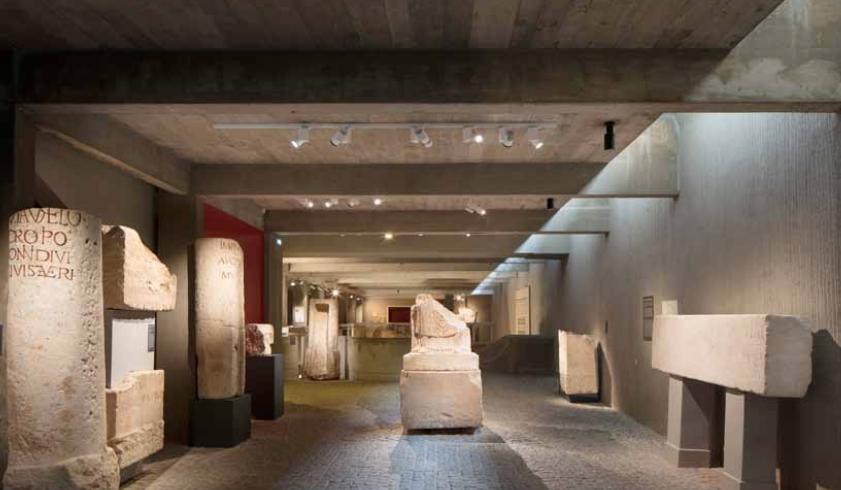 Feilo Sylvania Musée Sainte Croix Poitiers 1