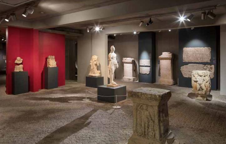 Feilo Sylvania Musée Sainte Croix Poitiers 2