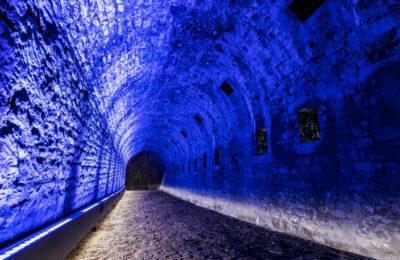 Inytium souterrains citadelle Namur