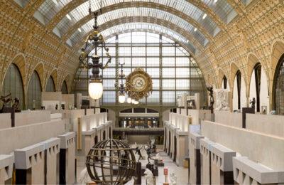 Musée d'Orsay, vue de la nef