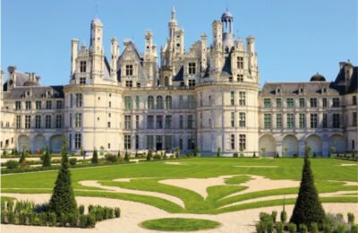 chateau chambord Alliance réseaux Vivaticket Val de Loire