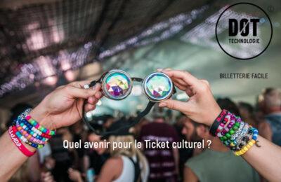 dot technologie ticket culturel