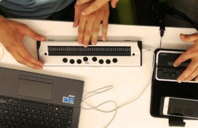 smartapps accessibilité numérique braille