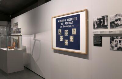 MBA-France-cloisons-Milla-wall-vitrines-Sehner-Musée-français-de-la-Photographie-de-Bièvres